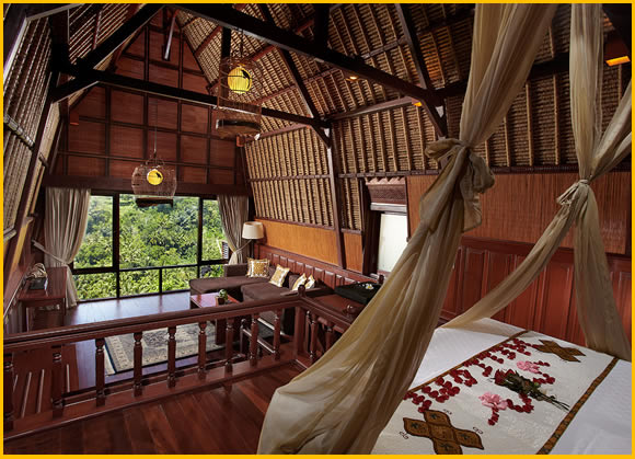 Kupu Kupu Barong Villas and Spa by L'OCCITANE Duplex Pool Villa - Ubud