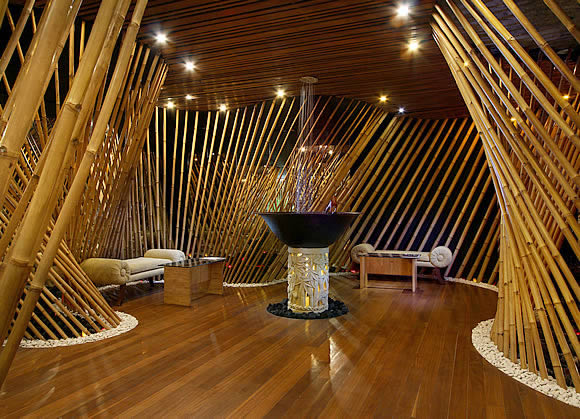 Bamboo Spa by l'occitane
