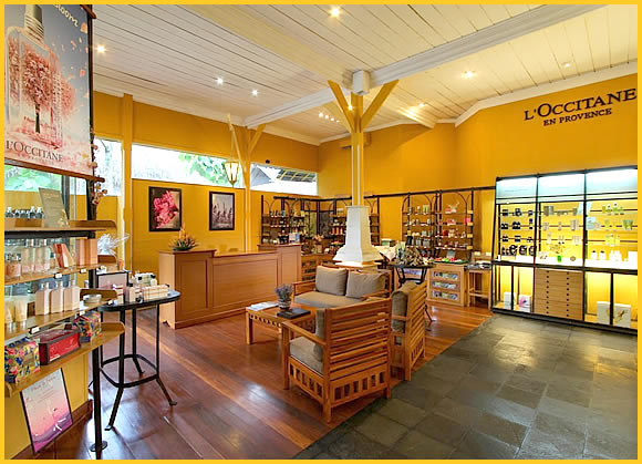 Mango Tree Spa by L'OCCITANE Shop